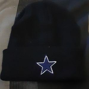 Dallas Cowboys winter hat